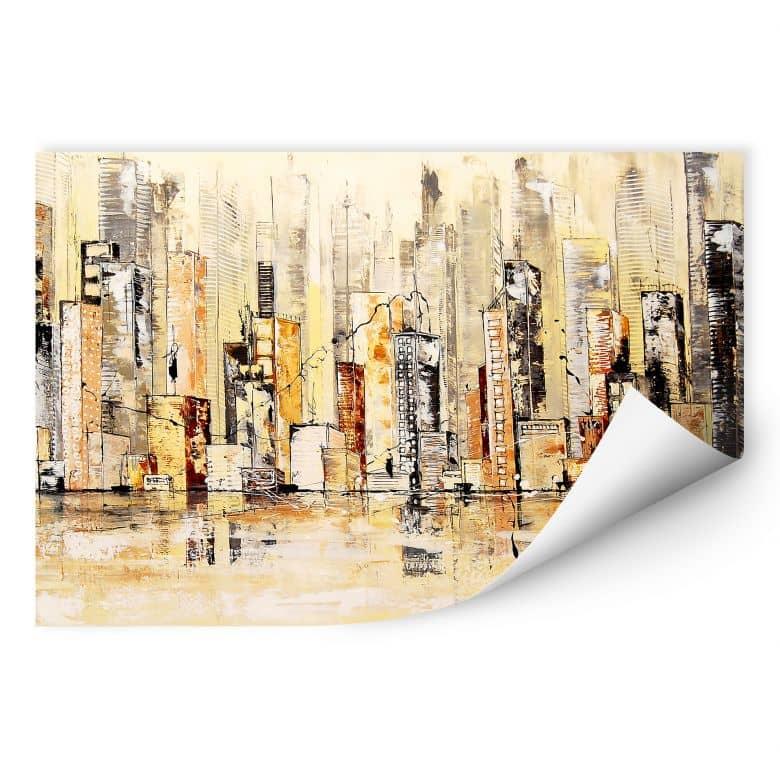 Wallprint W - Fedrau - Meine Stadt