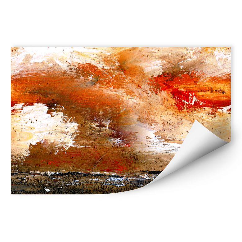 Wallprint W - Niksic - Schrei des Windes