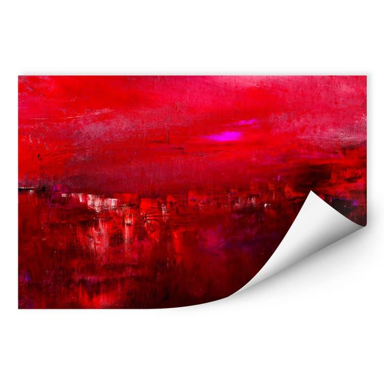Wallprint W - Niksic - Morgendämmerung