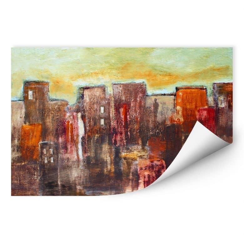 Wallprint Melz - Citylife