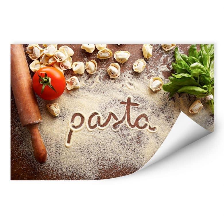 Wallprint W - Pasta - Tortellini