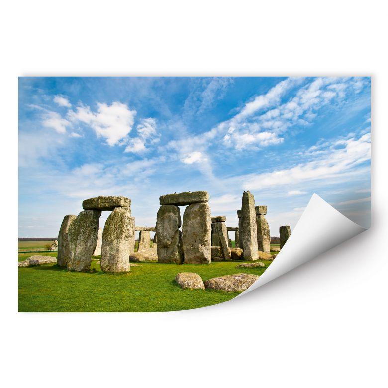 Wallprint W - Stonehenge