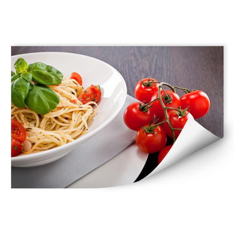 Wallprint W - Pasta Italiana