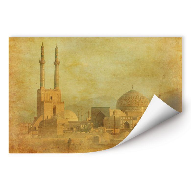Wallprint W - Moschee
