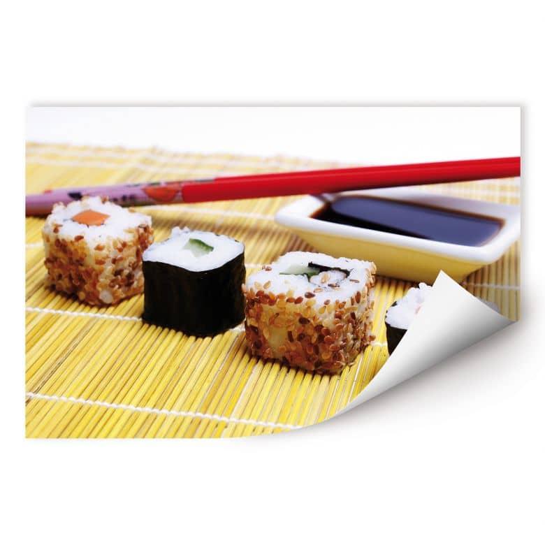 Wallprint W - Sushi Maki