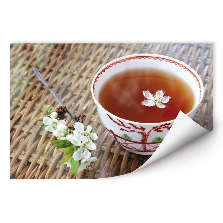 Wallprint W - Teatime