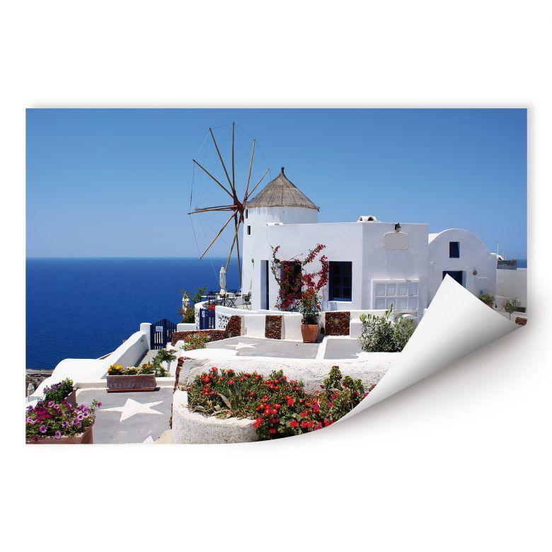 Wallprint W - Urlaub in Griechenland