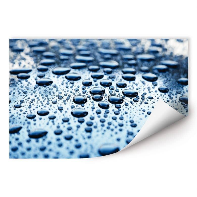 Wallprint W - Waterdrops