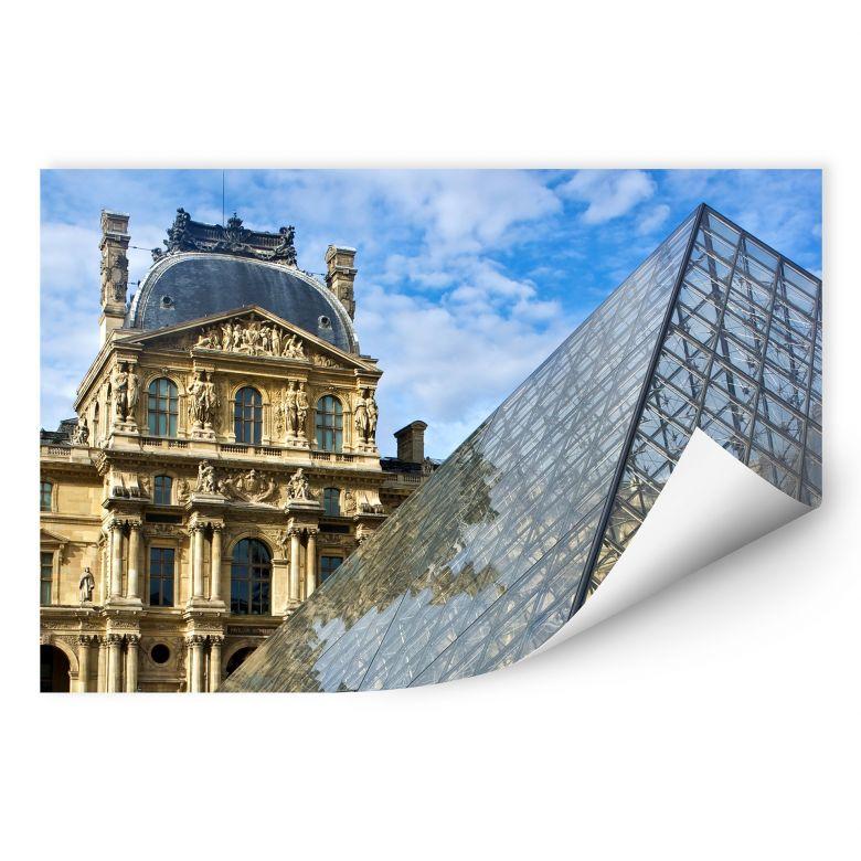 Wallprint W - Der Louvre