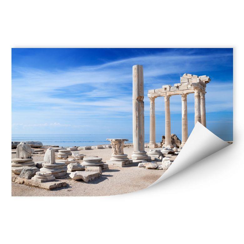 Wallprint W - Ruinen der Antike