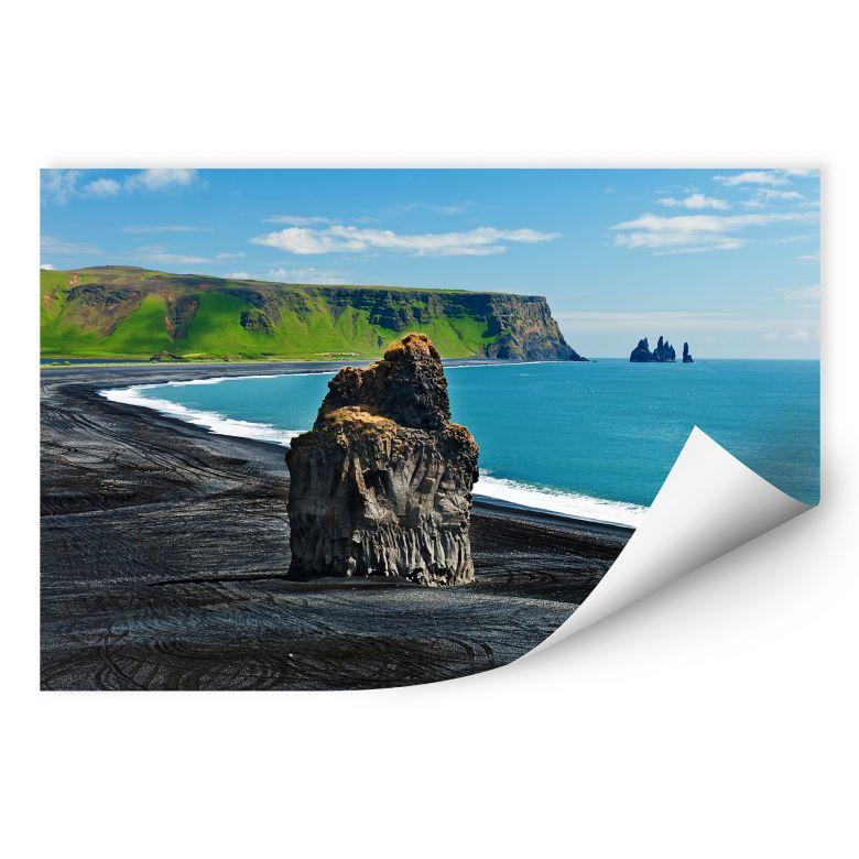 Wallprint W - Cape Dyrholaey