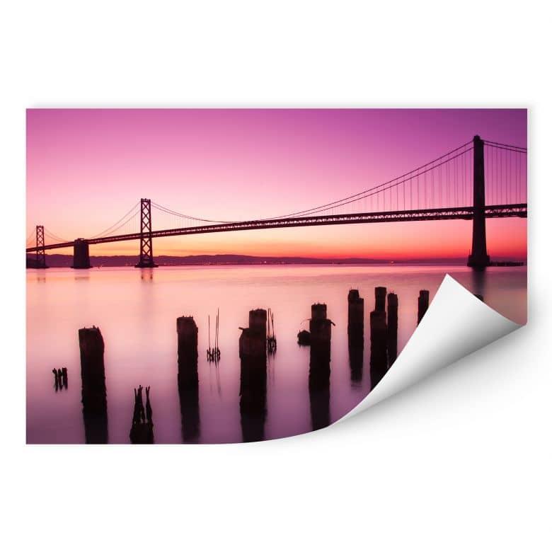 Wallprint W - San Francisco Bay