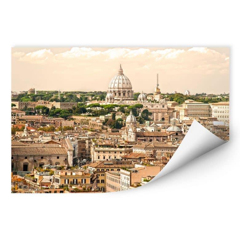 Wallprint W - Rom Panorama