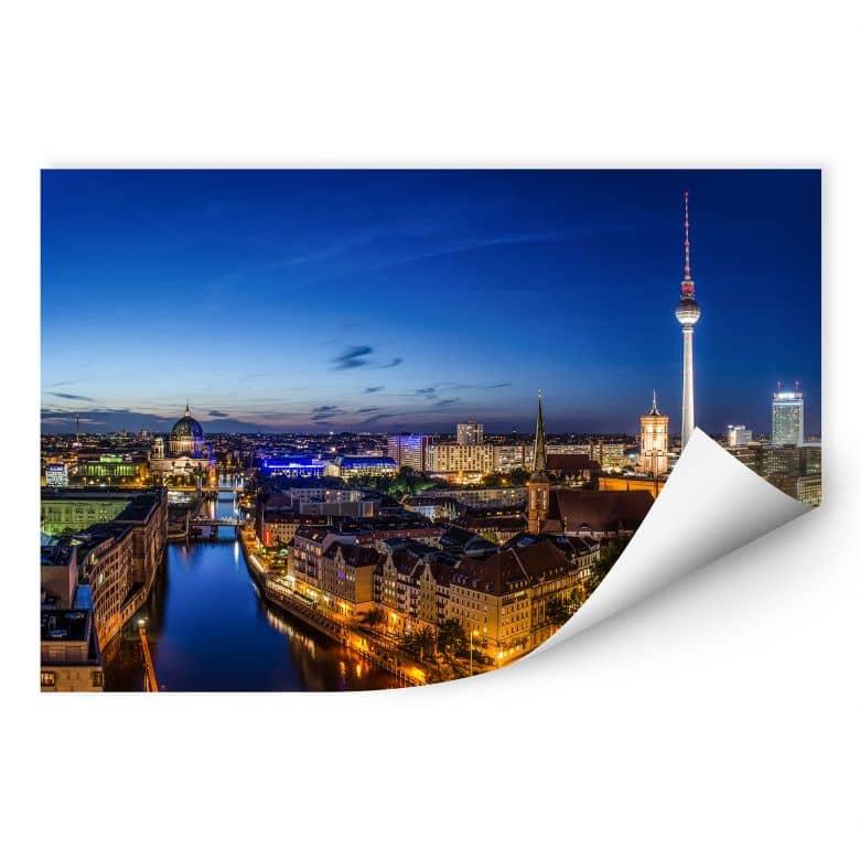 Wallprint W - Berlin Panorama