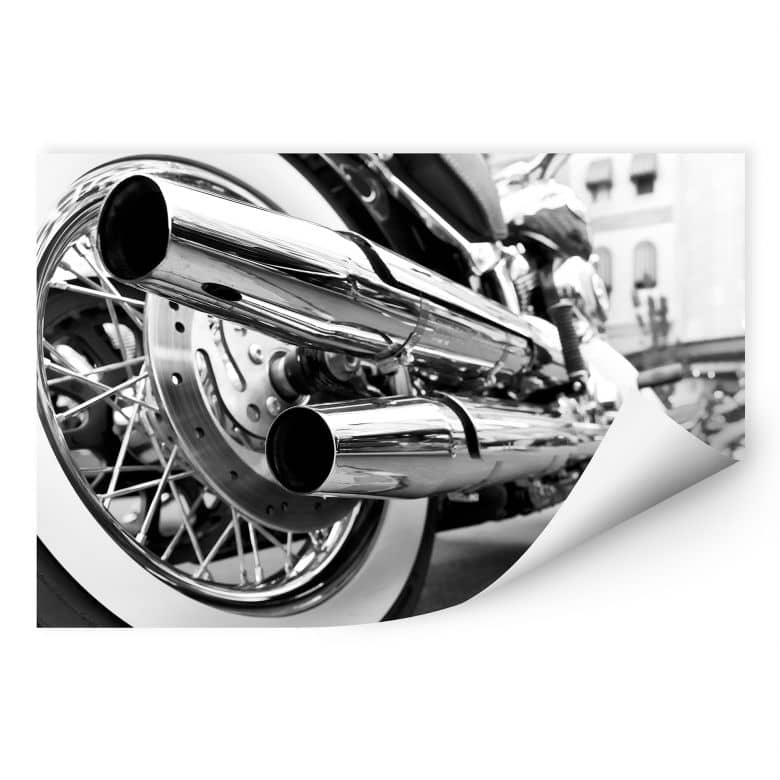 Wallprint W - Motorcycle Power