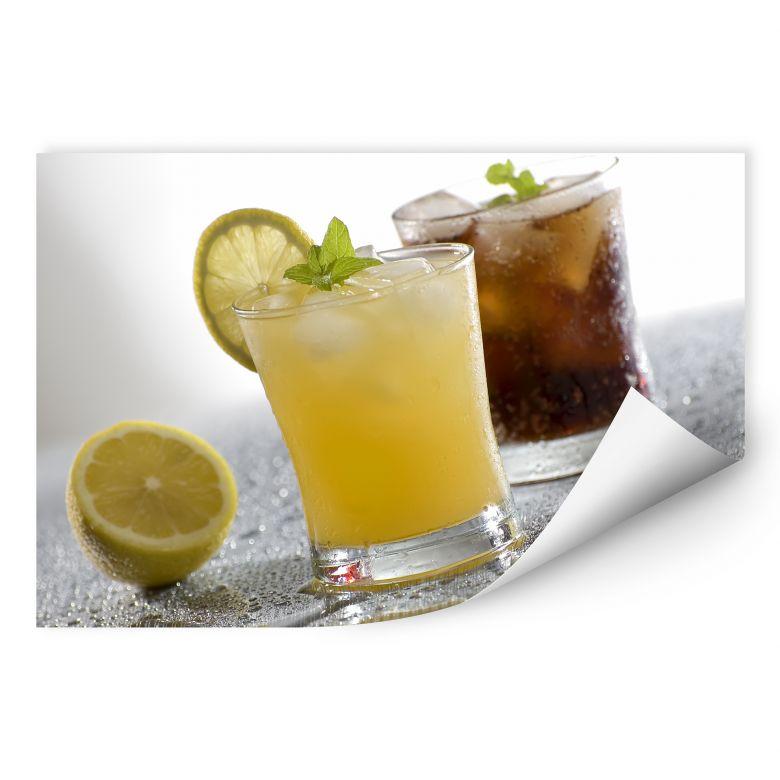 Wallprint W - Cocktail Time 2