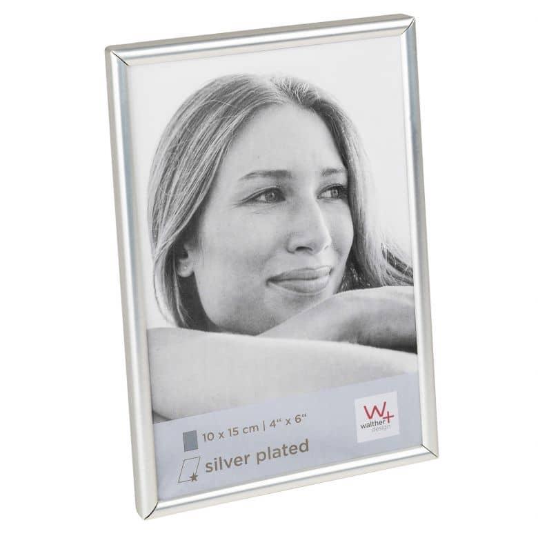 Chloe Portraitrahmen - 10x15 cm silber matt