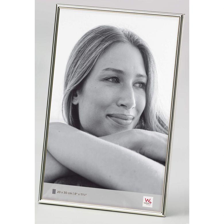 Chloe Portraitrahmen - 20x30 cm silber