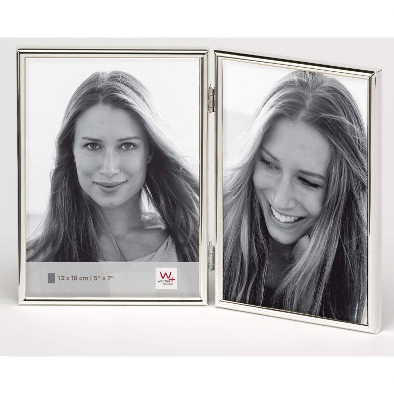 Fotolijstjes Chloe - 2x 13x18 cm