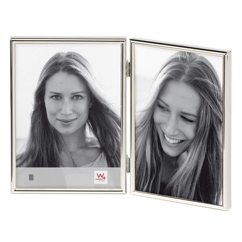 Fotolijstjes Chloe - 2x 9x13 cm