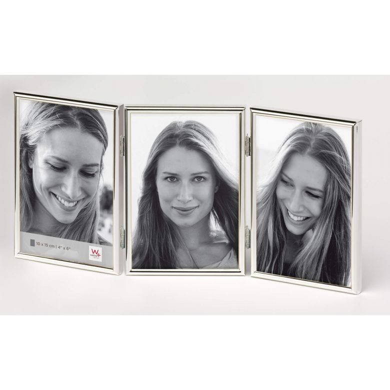 Fotolijstjes Chloe - 3x 10x15 cm
