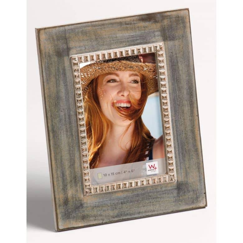 Grande Ville Portraitrahmen - 10x15 cm braun