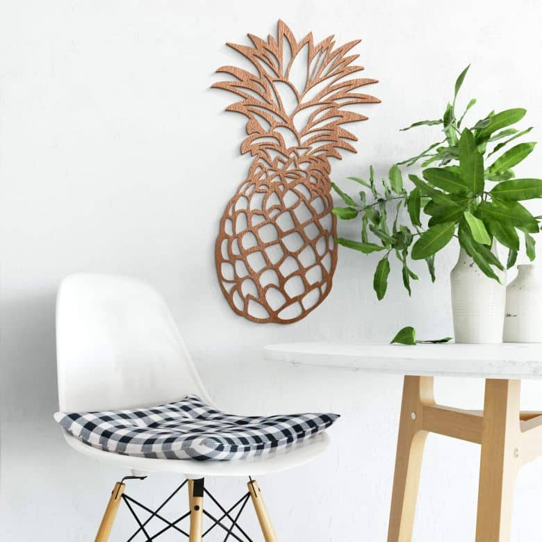 Ananas – mahoniehout