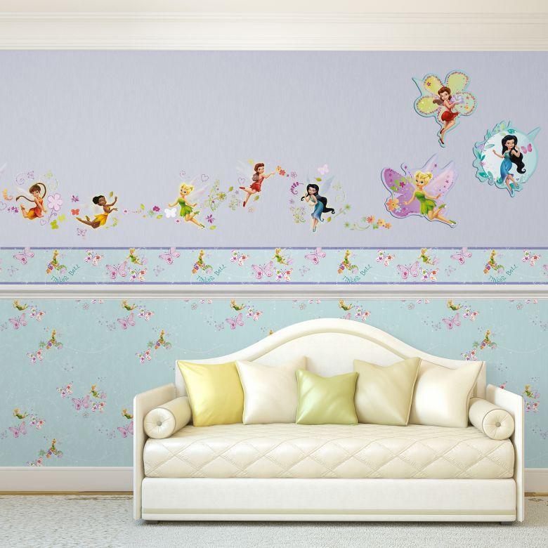 Sticker mural - Set contes Disney