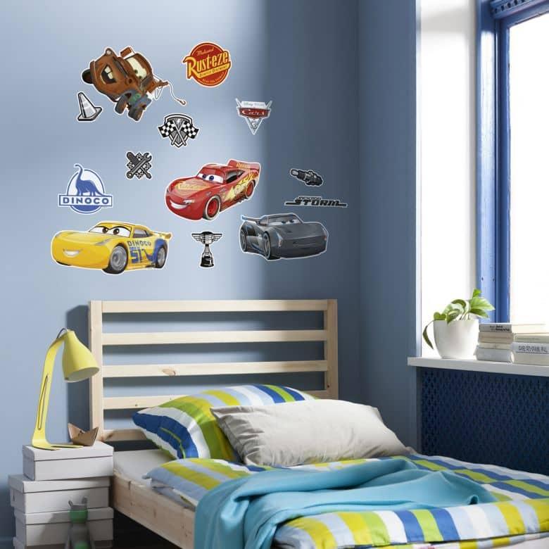 Adesivo -Cars 3 – 13 stickers