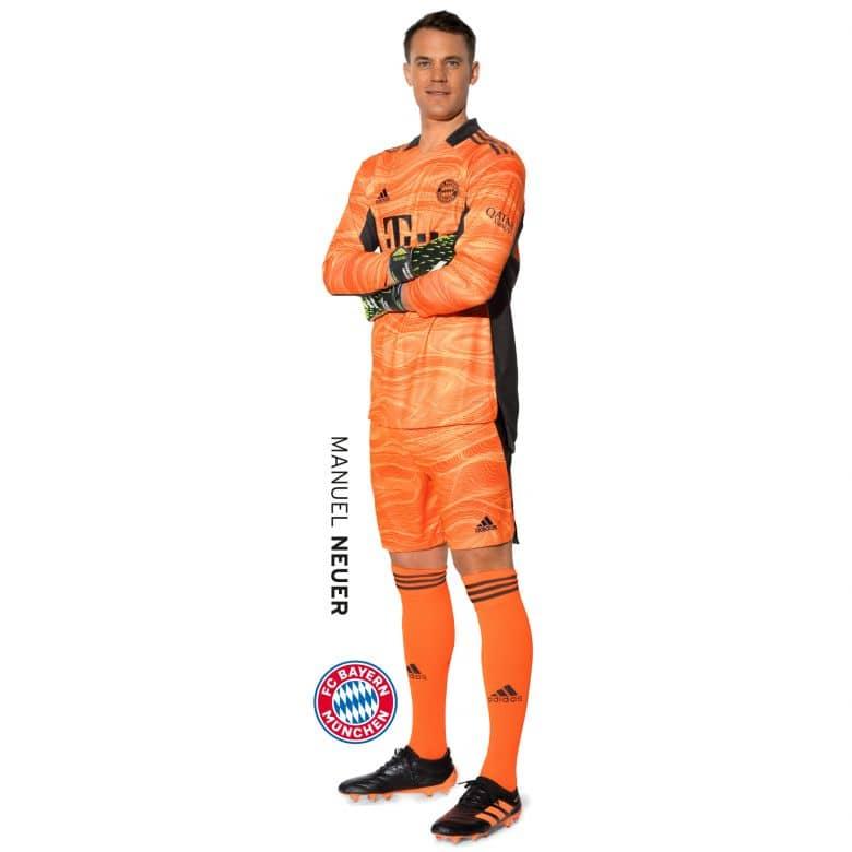 Wandsticker FCB Manuel Neuer
