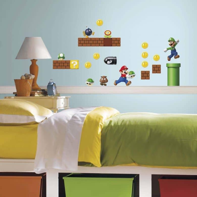 Muursticker Set Super Mario – Build a Scene 34 Dlg