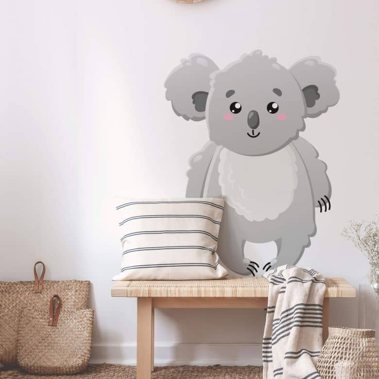 Wall Sticker - Small Koala bear