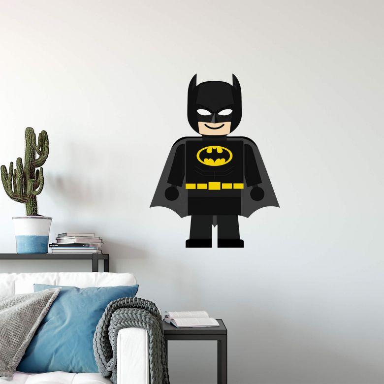 Sticker mural Gomes - Batman