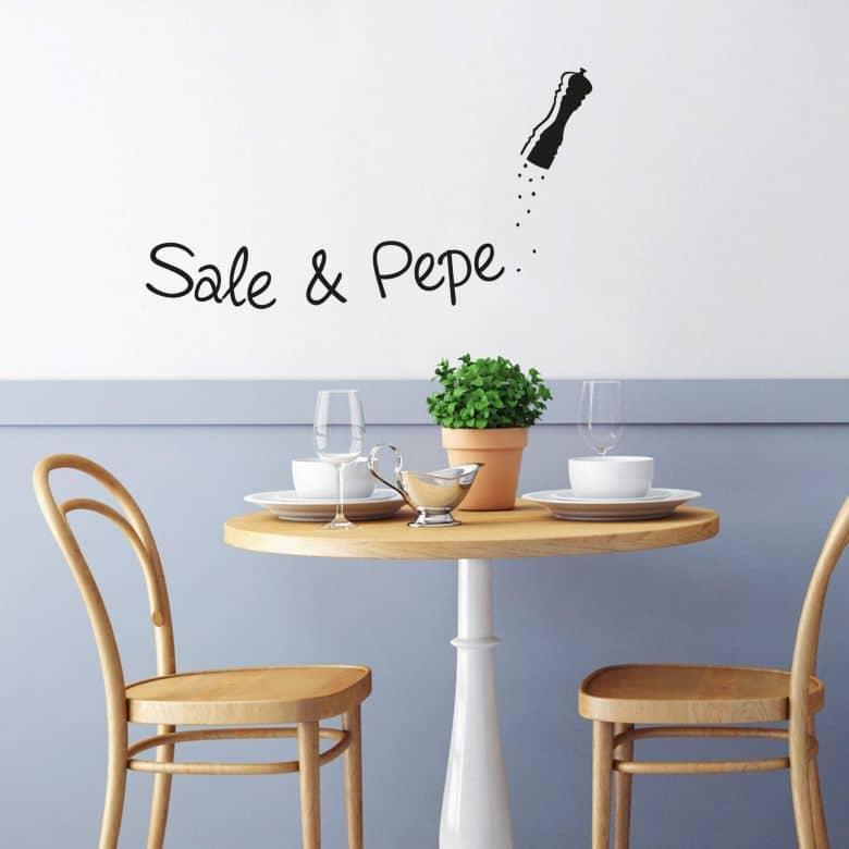 Wandtattoo Sale & Pepe
