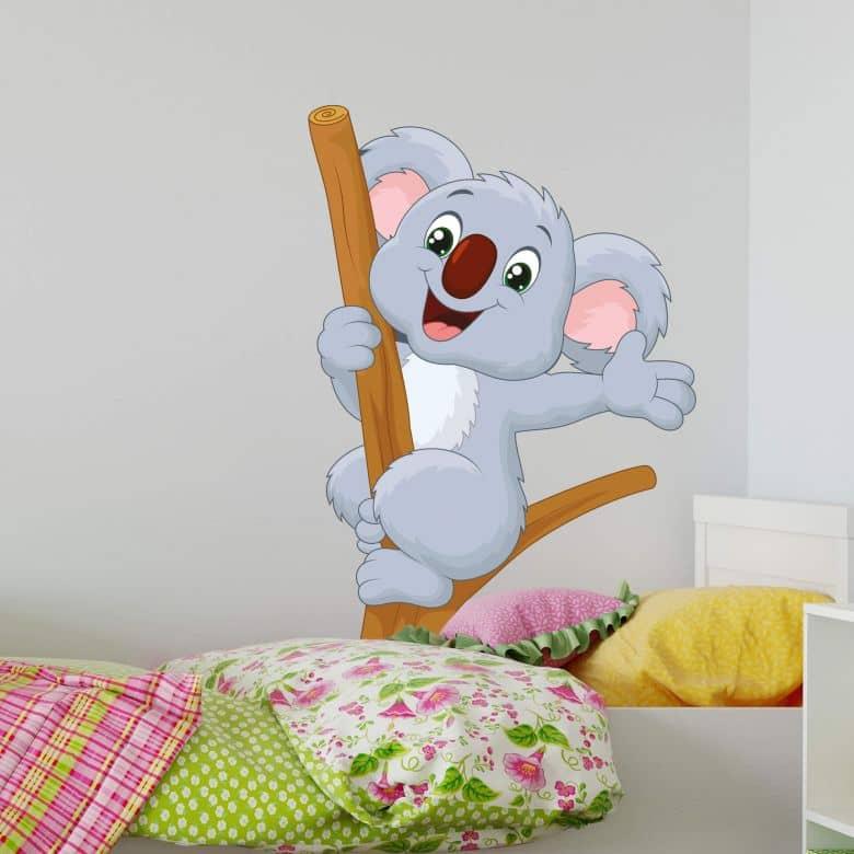 Wall sticker - Cute Koala