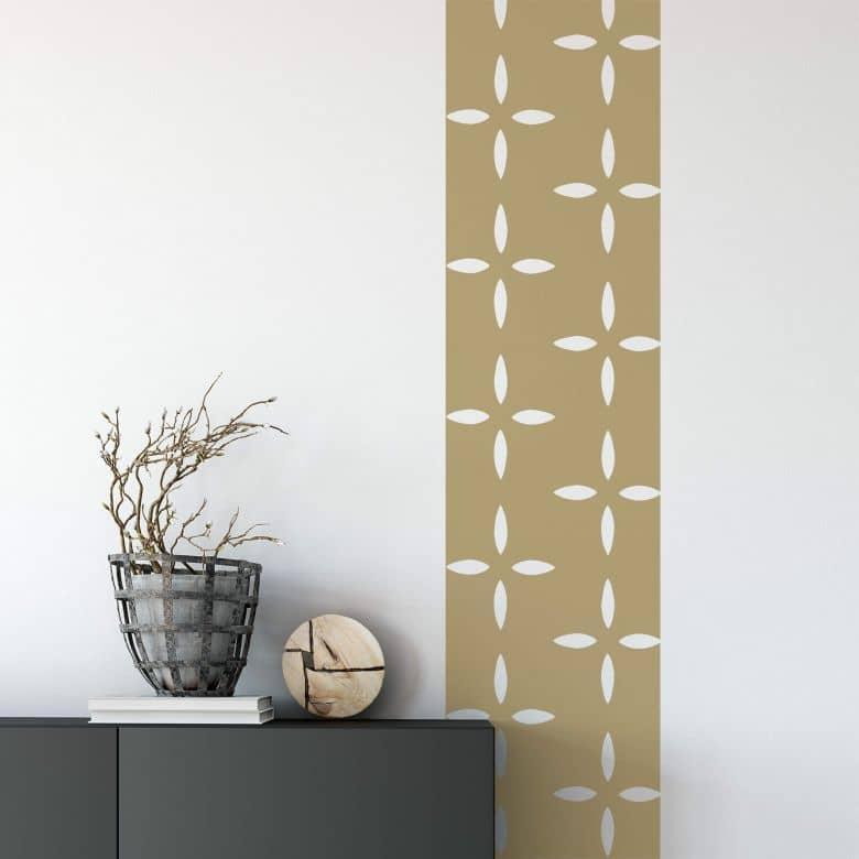 Adesivo murale - striscia ornamento