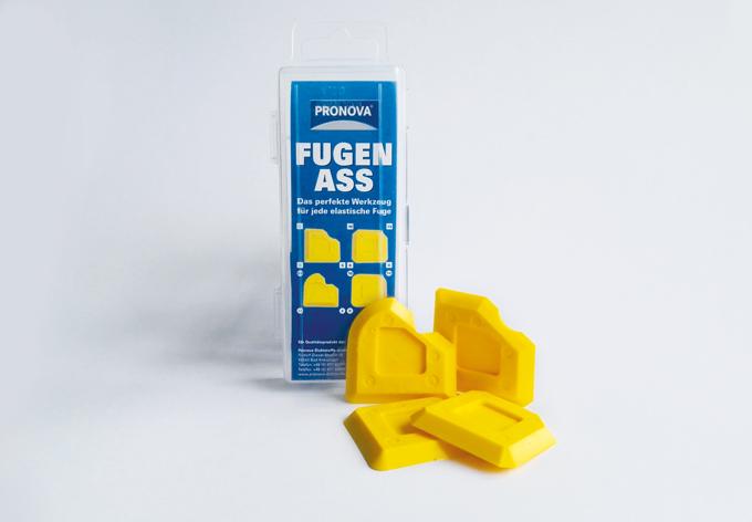 Fugen Ass (4-teilig)