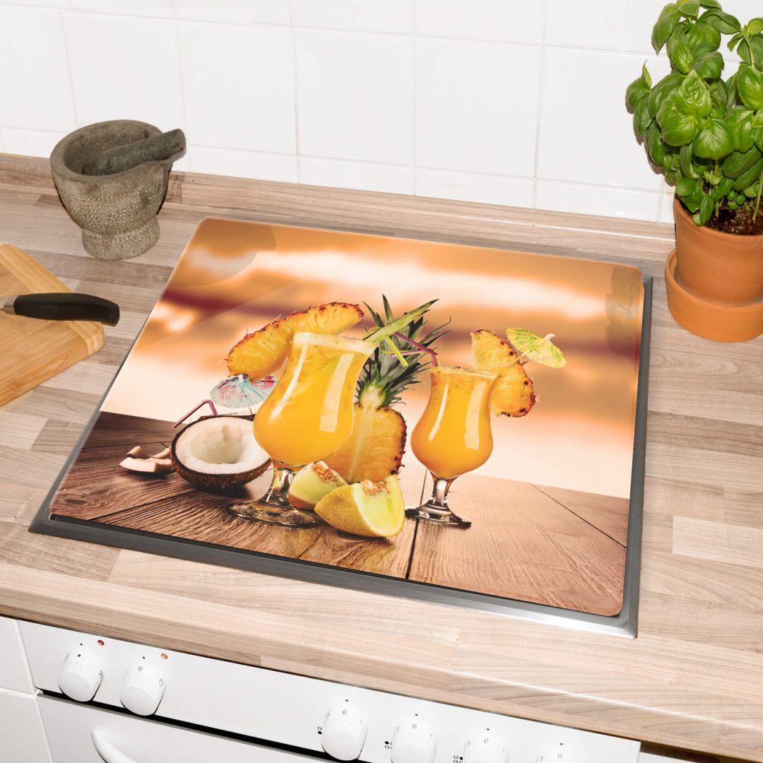 herdabdeckplatte f r k che und herd wall. Black Bedroom Furniture Sets. Home Design Ideas