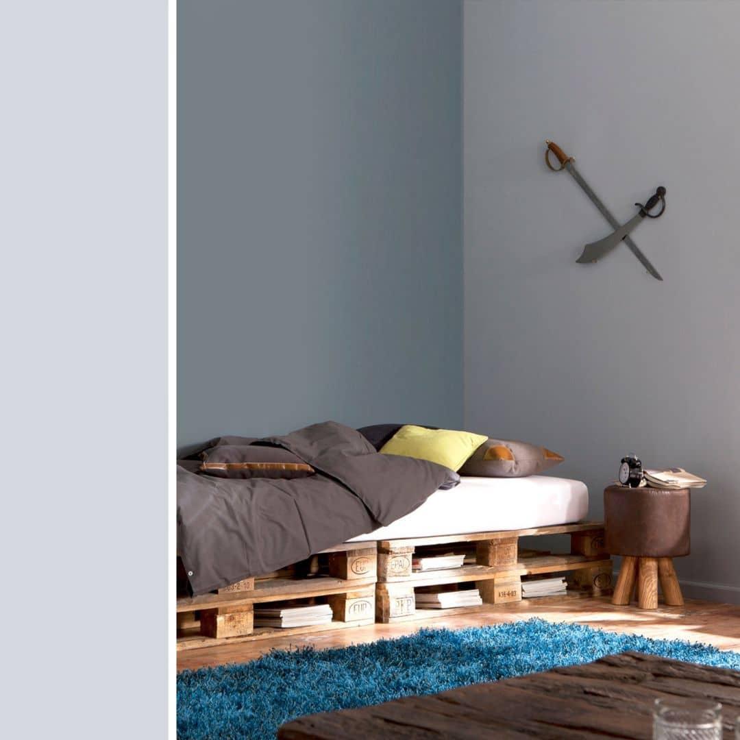Wandfarbe Innenraumfarbe Fantasy Wohnraumcolor Atlantik 5A