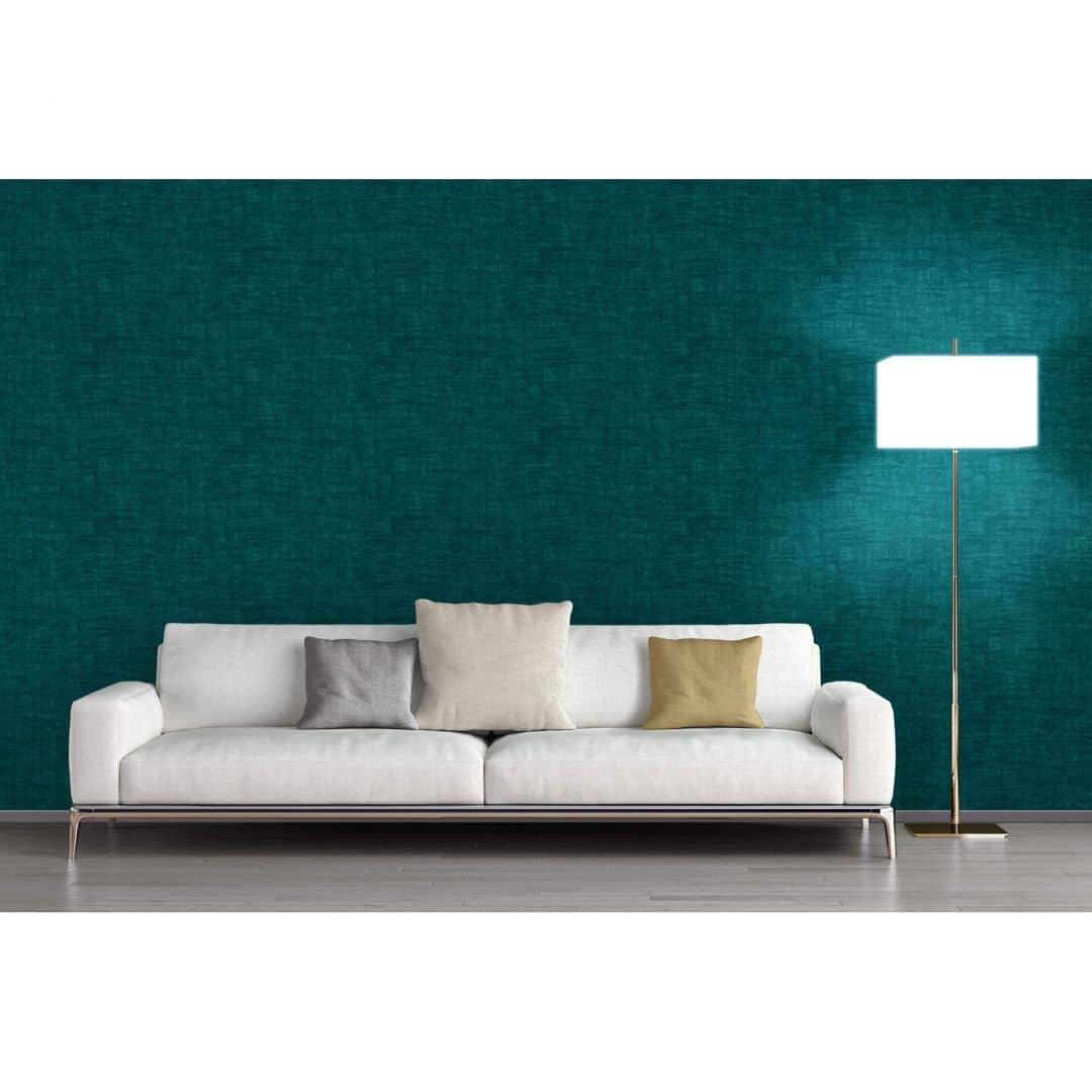 livingwalls tapete revival blau 327353 wall. Black Bedroom Furniture Sets. Home Design Ideas