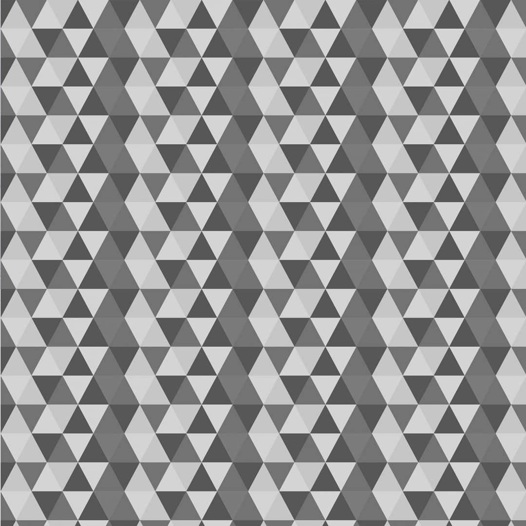 M belfolie muster dreiecke 02 schwarz wei wall for Mobelfolie muster
