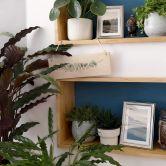 Houten Bordje - Sisi & Seb Eucalyptus