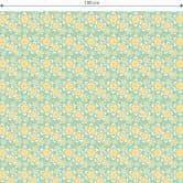 Furniture Wrap - Flowers