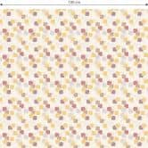 Möbelfolie, Dekofolie - abwischbar - Retro Squares