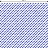 Möbelfolie, Dekofolie - abwischbar - Gestrichelt Blau