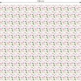 Möbelfolie Kvilis - Tropicana Flamingo 02
