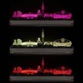 LED Skyline Borussia Dortmund