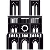 Notre Dame Wall Sticker