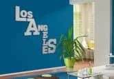 Dekobuchstaben 3D Los Angeles