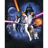 Fotobehang Star Wars Poster Classic 1